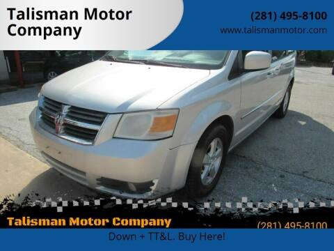2010 Dodge Grand Caravan for sale at Don Jacobson Automobiles in Houston TX