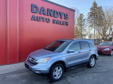 2010 Honda CR-V for sale at Dandy's Auto Sales in Forest Lake MN