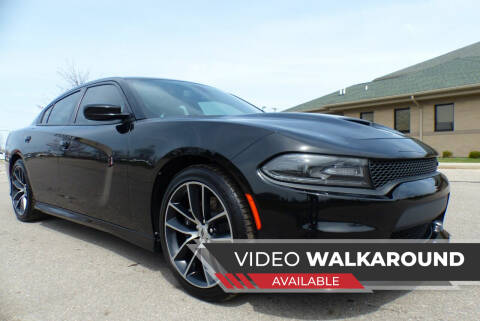 2018 Dodge Charger for sale at Macomb Automotive Group in New Haven MI
