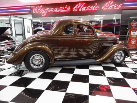 1935 Ford COUPE for sale at Wagner's Classic Cars in Bonner Springs KS
