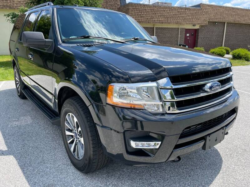 2015 Ford Expedition for sale at CROSSROADS AUTO SALES in West Chester PA