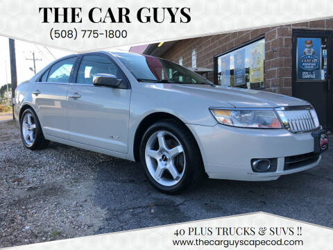 2007 Lincoln MKZ for sale at The Car Guys in Hyannis MA