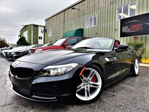 2010 BMW Z4 for sale at Haus of Imports in Lemont IL