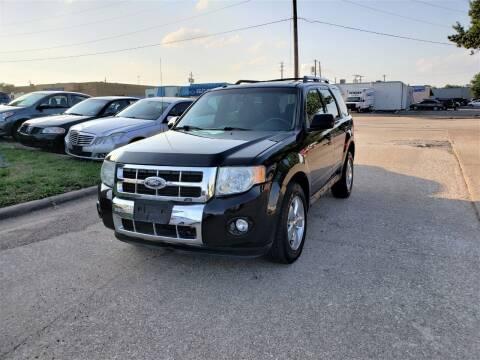 2010 Ford Escape for sale at Image Auto Sales in Dallas TX