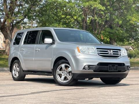2013 Honda Pilot for sale at Used Cars and Trucks For Less in Millcreek UT