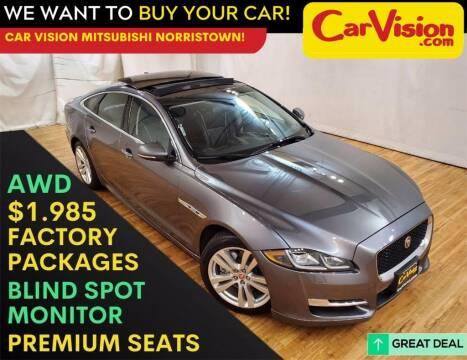 2017 Jaguar XJ for sale at Car Vision Mitsubishi Norristown in Trooper PA