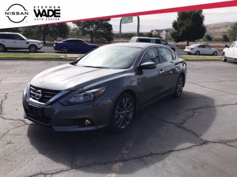 2018 Nissan Altima for sale at Stephen Wade Pre-Owned Supercenter in Saint George UT