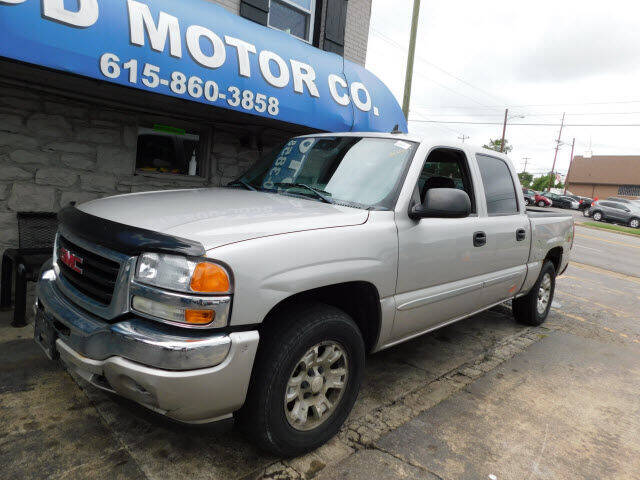 2007 GMC Sierra 1500 Classic for sale at WOOD MOTOR COMPANY in Madison TN