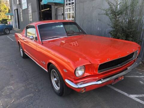 1965 Ford Mustang for sale at Route 40 Classics in Citrus Heights CA
