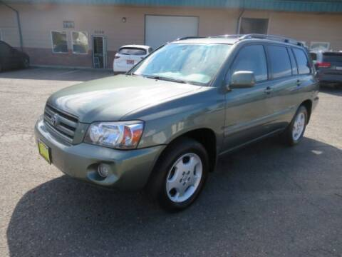 2007 Toyota Highlander for sale at Triple C Auto Brokers in Washougal WA