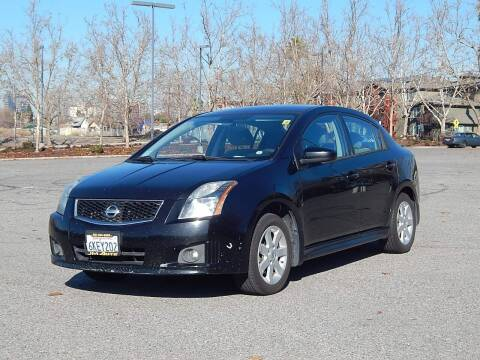 2010 Nissan Sentra for sale at Crow`s Auto Sales in San Jose CA