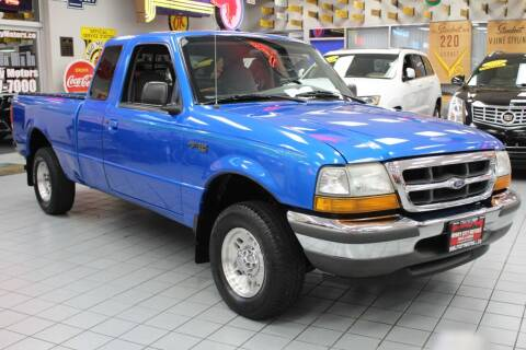 1998 Ford Ranger for sale at Windy City Motors in Chicago IL
