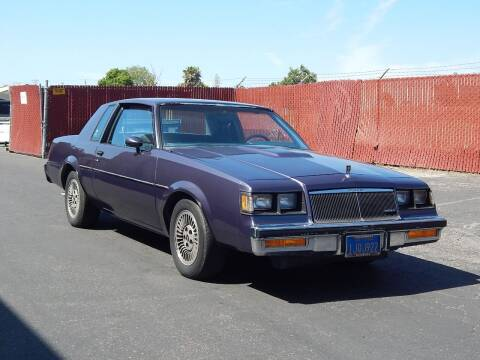 1984 Buick Regal for sale at Crow`s Auto Sales in San Jose CA
