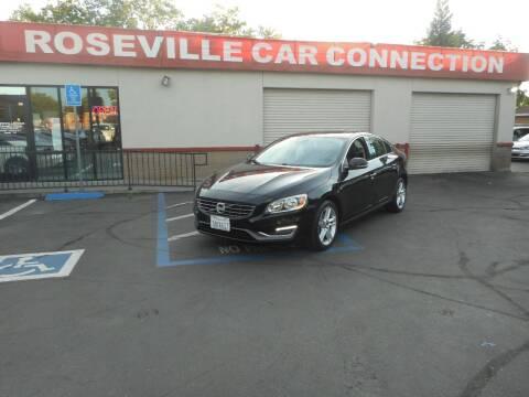 2014 Volvo S60 for sale at ROSEVILLE CAR CONNECTION in Roseville CA