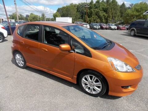 2010 Honda Fit for sale at Bachettis Auto Sales in Sheffield MA