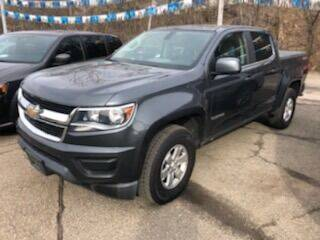 2016 Chevrolet Colorado for sale at Matt Jones Preowned Auto in Wheeling WV
