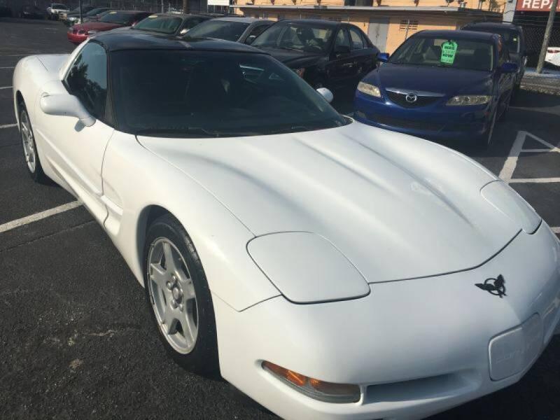 1999 Chevrolet Corvette for sale at WHEEL UNIK AUTOMOTIVE & ACCESSORIES INC in Orlando FL