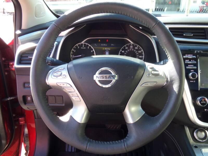2015 Nissan Murano AWD SL 4dr SUV - Oconomowoc WI