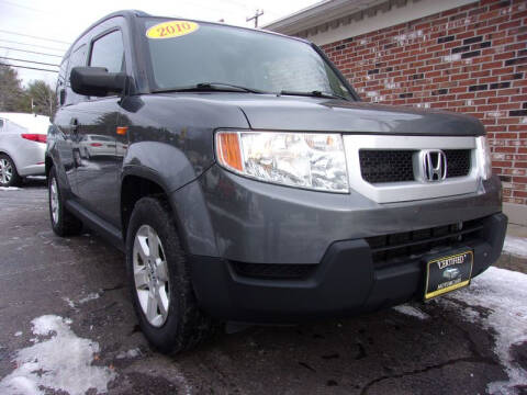 2010 Honda Element for sale at Certified Motorcars LLC in Franklin NH