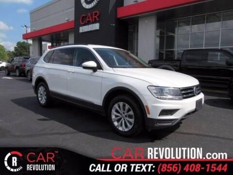 2018 Volkswagen Tiguan for sale at Car Revolution in Maple Shade NJ