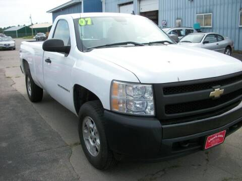 2007 Chevrolet Silverado 1500 for sale at Lloyds Auto Sales & SVC in Sanford ME