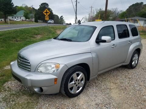 2008 Chevrolet HHR for sale at Arkansas Wholesale Auto Sales in Hot Springs AR