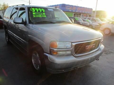 2006 GMC Yukon XL for sale at CAR SOURCE OKC in Oklahoma City OK