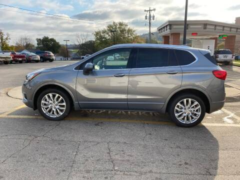 2020 Buick Envision for sale at Elizabeth Garage Inc in Elizabeth IL