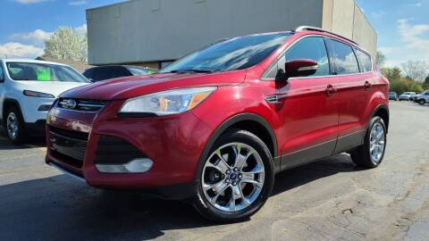 2013 Ford Escape for sale at Sedo Automotive in Davison MI