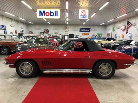 1967 Chevrolet Corvette for sale at Masterpiece Motorcars in Germantown WI