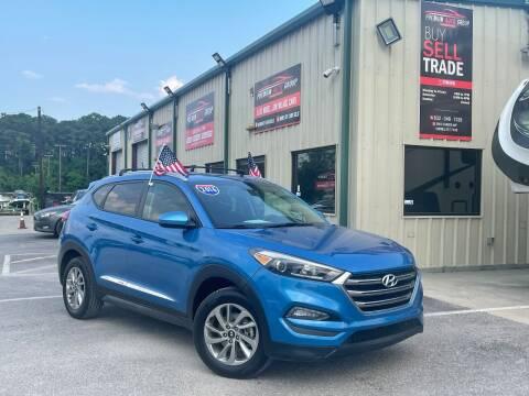 2016 Hyundai Tucson for sale at Premium Auto Group in Humble TX