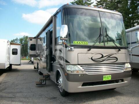 2005 Mountain Aire 3778 for sale at Olde Bay RV in Rochester NH