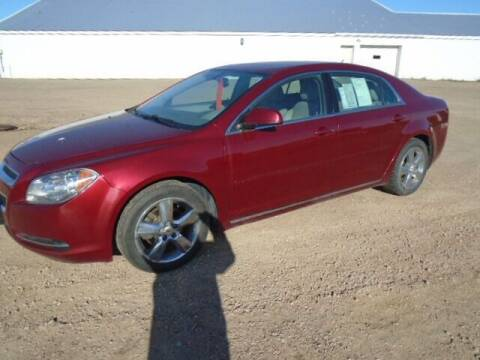 2011 Chevrolet Malibu for sale at SWENSON MOTORS in Gaylord MN
