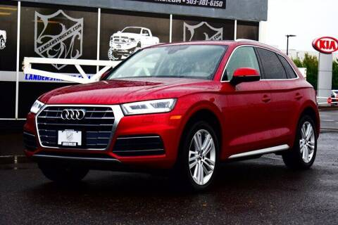 2019 Audi Q5 for sale at Landers Motors in Gresham OR