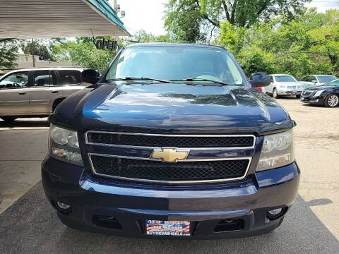 2008 Chevrolet Tahoe for sale at New Wheels in Glendale Heights IL