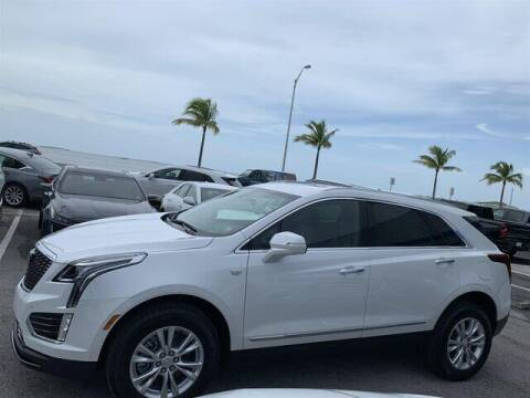 2021 Cadillac XT5 for sale at Niles Sales and Service in Key West FL