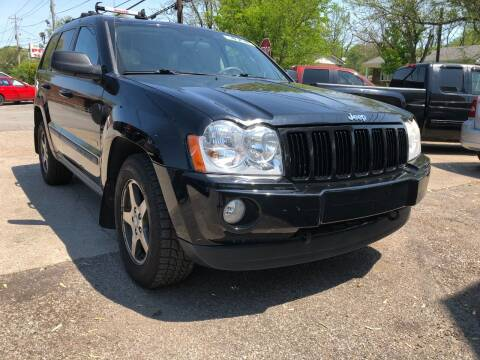 2007 Jeep Grand Cherokee for sale at King Louis Auto Sales in Louisville KY