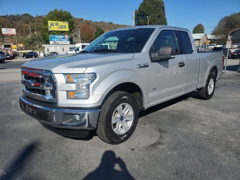 2015 Ford F-150 for sale at MCMANUS AUTO SALES in Knoxville TN