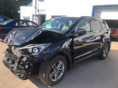2018 Hyundai Santa Fe Sport for sale at Don's Sport Cars in Hortonville WI