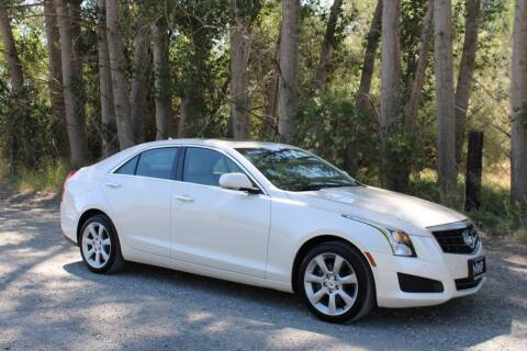 2013 Cadillac ATS for sale at Northwest Premier Auto Sales in West Richland WA
