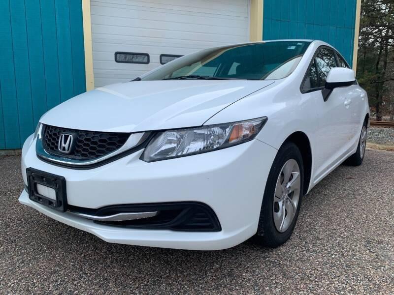 2013 Honda Civic for sale at Mutual Motors in Hyannis MA