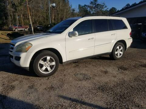 2007 Mercedes-Benz GL-Class for sale at J & J Auto Brokers in Slidell LA