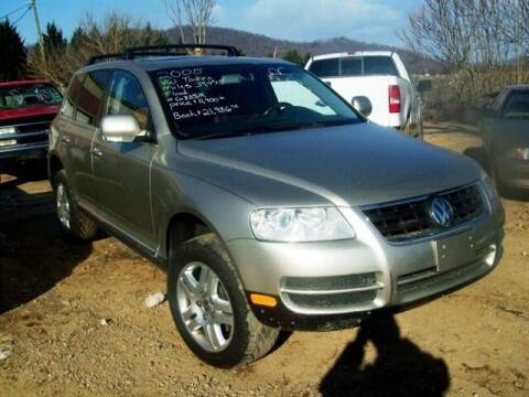 2005 Volkswagen Touareg for sale at East Coast Auto Source Inc. in Bedford VA