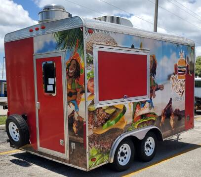 2012 SOUTHWEST  TRAILER for sale at Barbie's Autos Corp in Miami FL