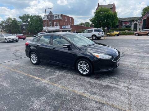 2015 Ford Focus for sale at DC Auto Sales Inc in Saint Louis MO