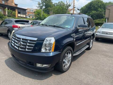 2008 Cadillac Escalade for sale at Fellini Auto Sales & Service LLC in Pittsburgh PA