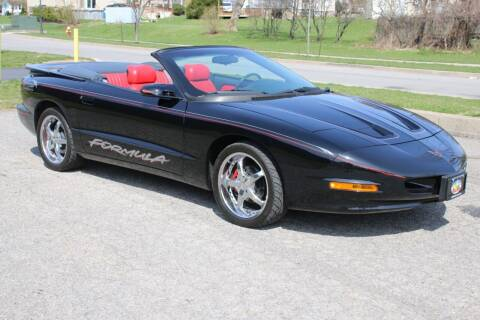 1995 Pontiac Firebird for sale at Great Lakes Classic Cars & Detail Shop in Hilton NY
