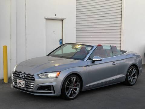 2018 Audi S5 for sale at Corsa Exotics Inc in Montebello CA