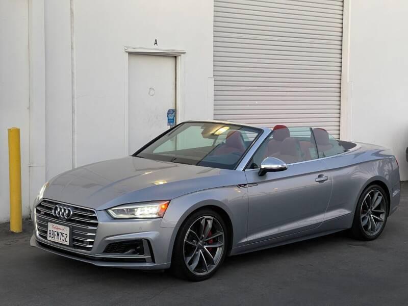 2018 Audi S5 for sale at Corsa Exotics Inc in Montebello CA