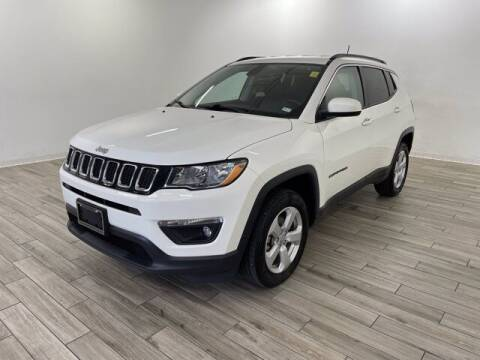 2020 Jeep Compass for sale at TRAVERS GMT AUTO SALES - Traver GMT Auto Sales West in O Fallon MO